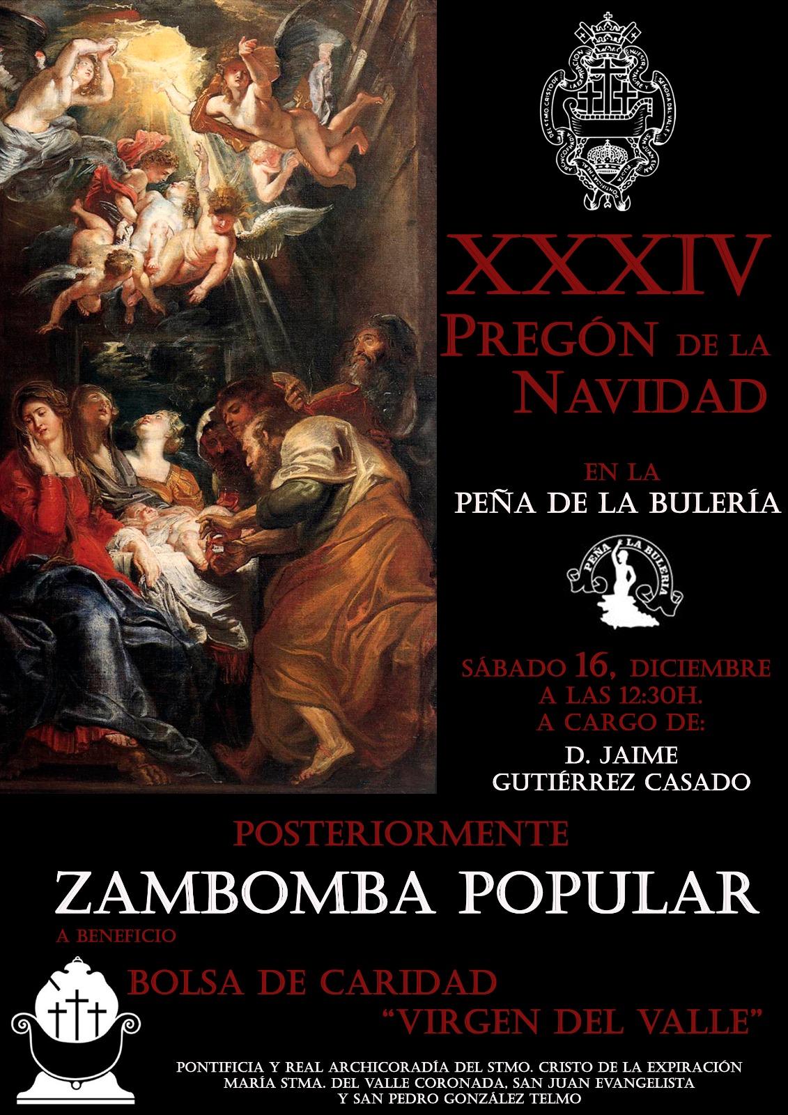 Zambomba 16 de diciembre