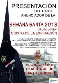 Presentacion Cartel 2019