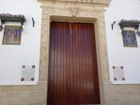 Puerta San Telmo