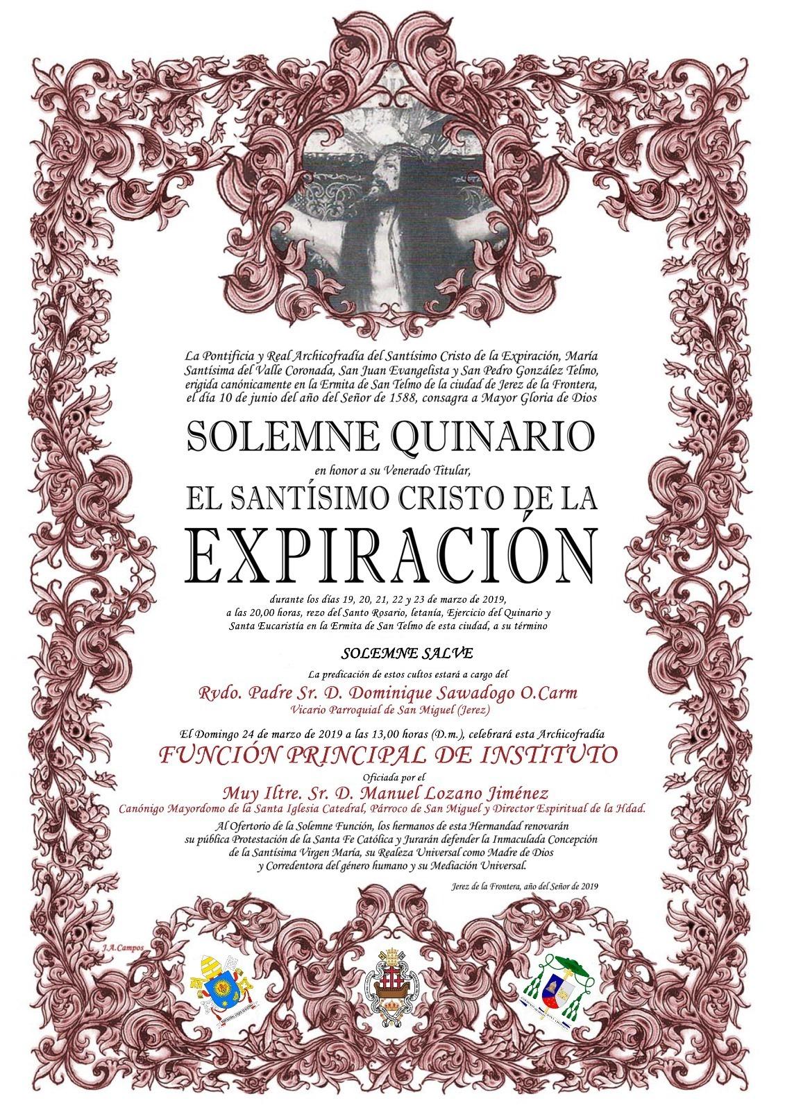 Quinario 2019