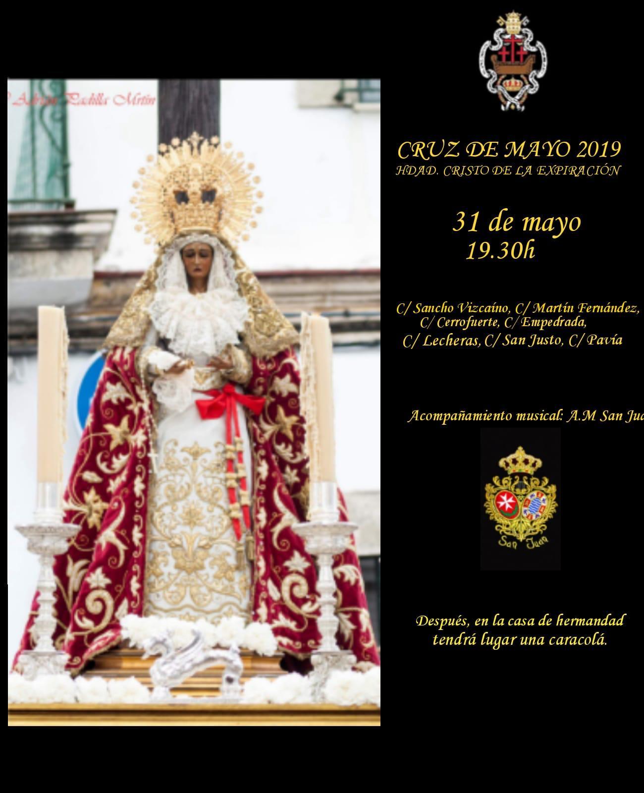Cruz de Mayo 2019