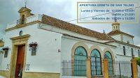 Apertura Ermita